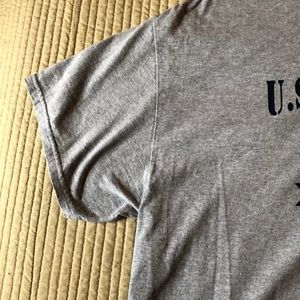 Mens XL tshirt U S  Navy Seals Team 6